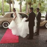 Wedding Testimonial Red Carpet