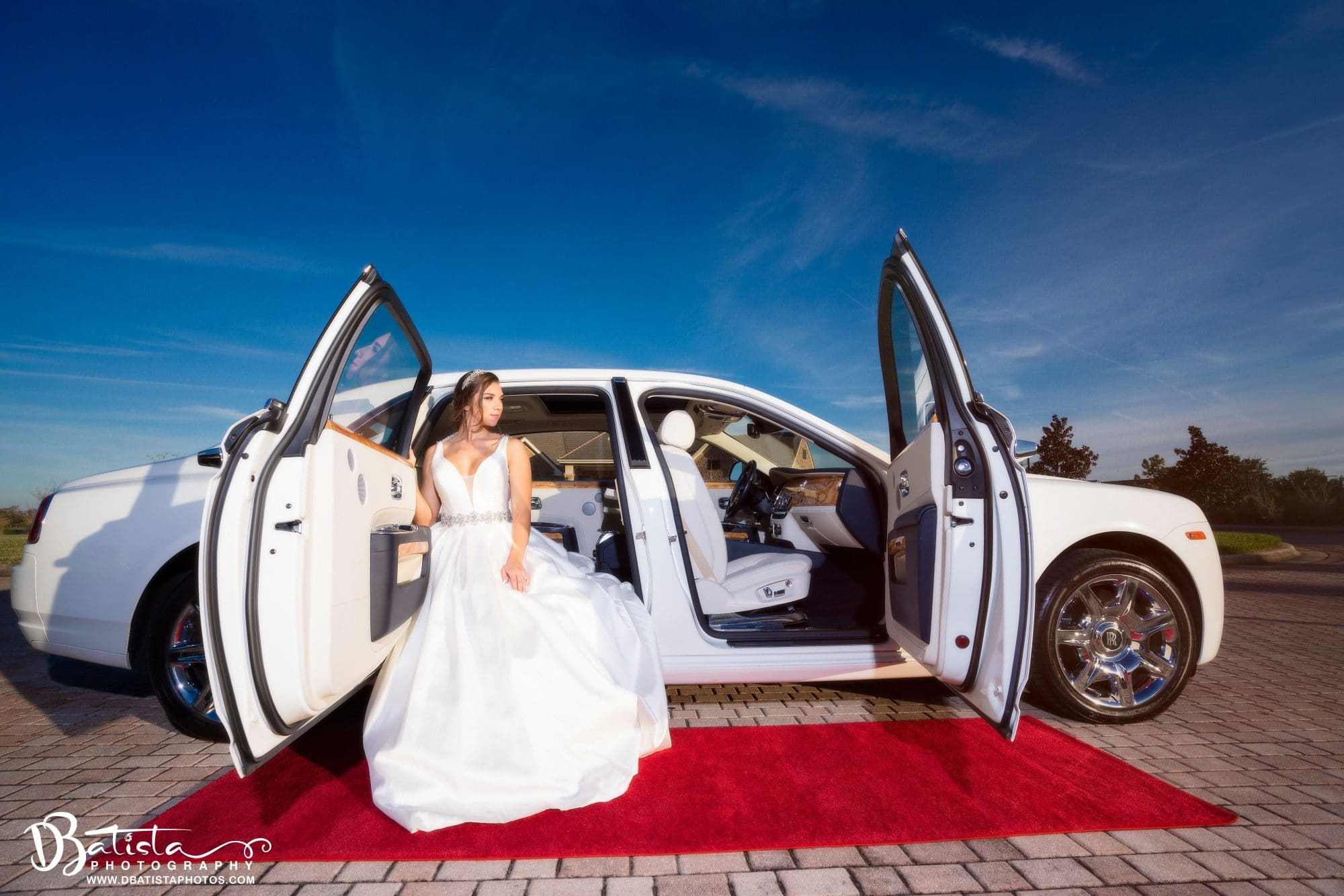 Wedding Limo Orlando