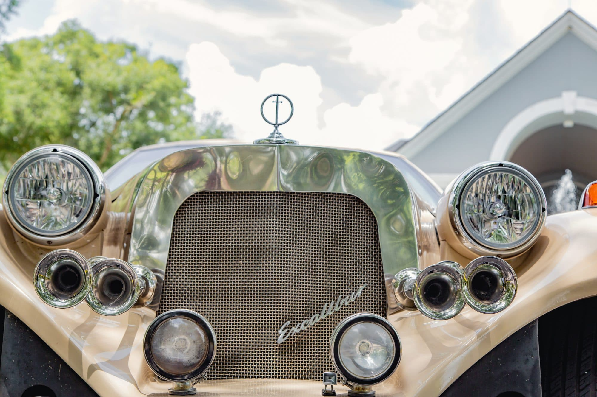 Excalibur Front Grill