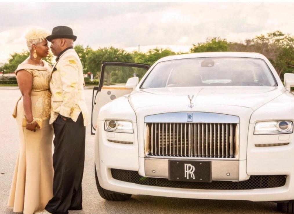 Rolls Royce White