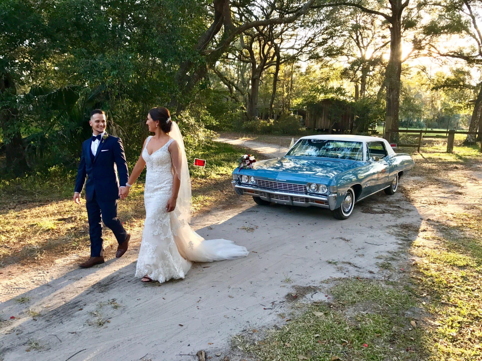 68 Chevy Impala Car Service