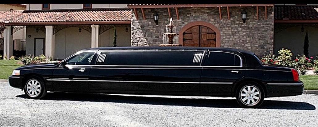 Lincoln 10 Passenger (Black)