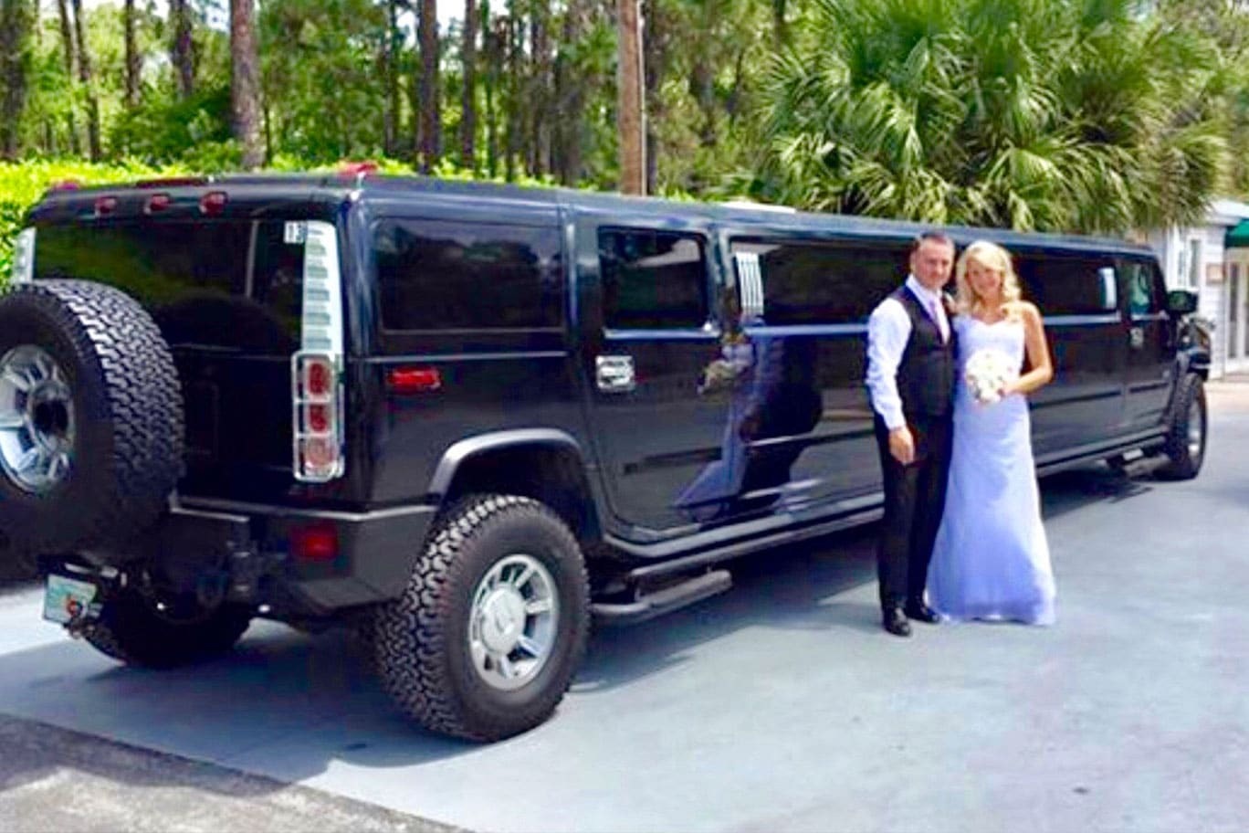 Hummer For Wedding