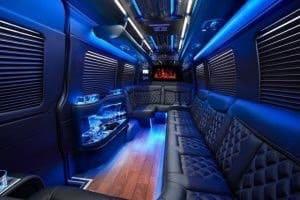 Mercedes Sprinter Limo Party Bus – 1