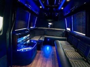 Mercedes Sprinter Limo Party Bus – 2